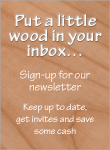 Sign up for our Monthly Newsletter