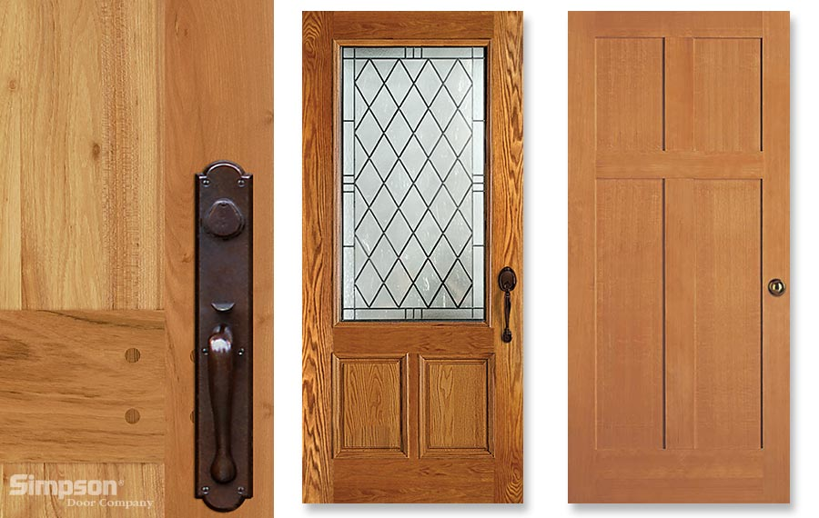 Windows doors skylights hardware economy lumber company for Simpson doors