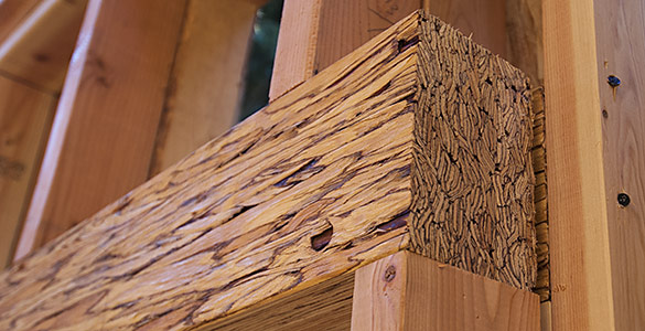 Engineered Lumber Is Being Used For Sustainable Building