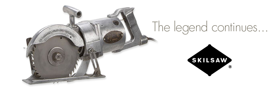 Original 1924 Skilsaw, the legend continues