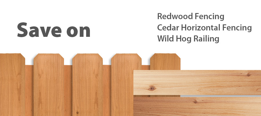 July is Deck and Fence Month at Economy Lumber Co.