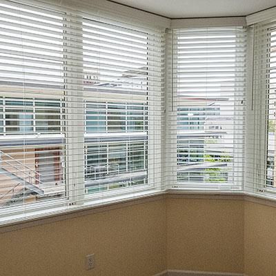 Marvin windows in corner window
