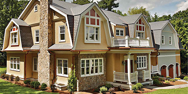 Kleer PVC Trimbord house