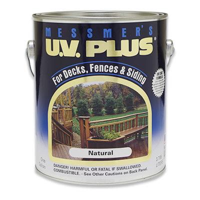 Messmer's U.V Plus for Decks, Fences and Solids