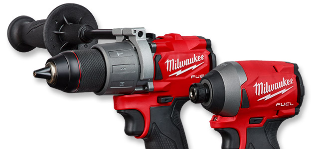 Milwaukee Cordless Two Tool Combo Kit