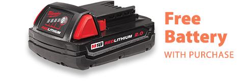 M18 Redlithium 48-11-1820 battery