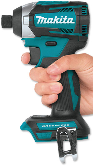 Makita 18V LXT® Lithium‑Ion Brushless Cordless 3‑Speed Impact Driver