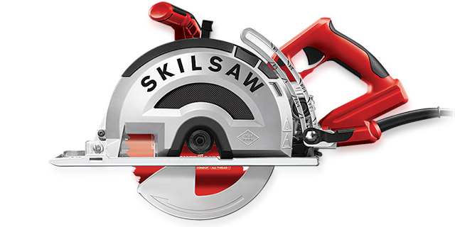 Skilsaw OUtlaw Worm Drive for metal
