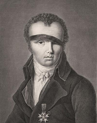 Nicolas Jacques Conte portrait